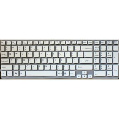 VPC-EE کیبورد لپ تاپ سونی وایو سفید
