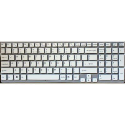 keyboard laptop sony vaio PCG-71211 کیبورد لپ تاپ سونی وایو