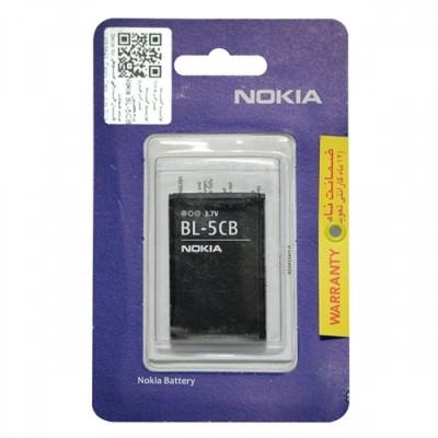BL-5CB باتری اصلی گوشی موبایل نوکیا