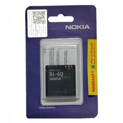 BL-6Q باتری اصلی گوشی موبایل نوکیا