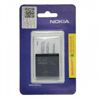 BL-6P باتری اصلی گوشی موبایل نوکیا