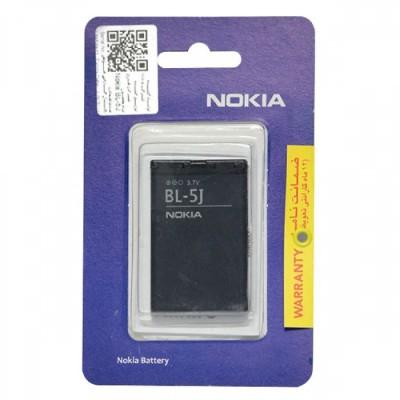 BL-5J باتری اصلی گوشی موبایل نوکیا