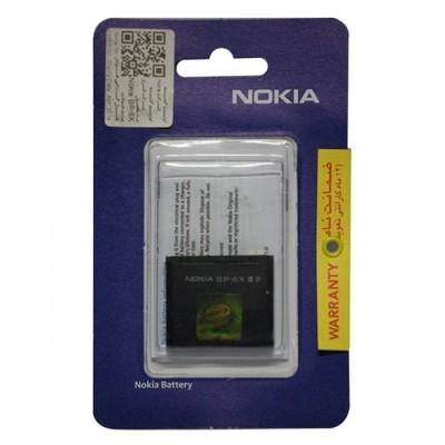BP-6X باتری اصلی گوشی موبایل نوکیا