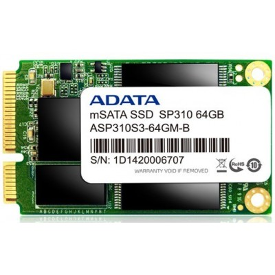 ADATA SSD SP310 - 64GB هارد دیسک لپ تاپ