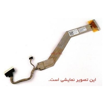 FLAT DELL E6400کابل فلت ال سی دی لپ تاپ