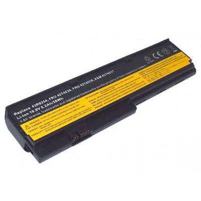 battery laptop 6600 mAh Lenovo FRU 42T4540 باطری لپ تاپ لنوو