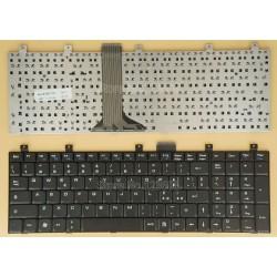 keyboard laptop MSI MS-1722 کیبورد لپ تاپ ام اس آی