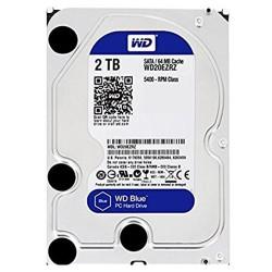 هارد دیسک اینترنال وسترن دیجیتال 2 ترابایت آبی WD20EZRZ