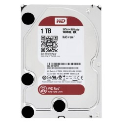 هارد دیسک اینترنال وسترن دیجیتال1 ترابایت قرمز WD2003FZEX
