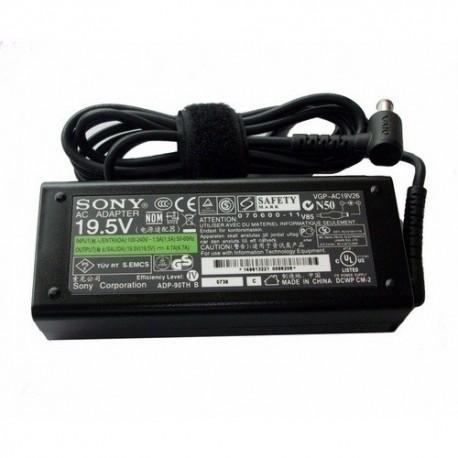 Sony VGN-FS875 series AC Adapter شارژر لپ تاپ سونی وایو