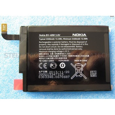 Nokia Lumia 1520 باتری اصلی گوشی موبایل نوکیا