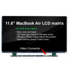 ال ای دی لپ تاپ 11.6 B116XW05-V.0 apple اپل MacBook Air