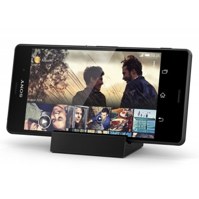 Sony xperia Z3 پایه و شارژر اصلی گوشی موبایل سونی