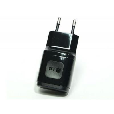 A شارژر اصلی گوشی موبایل ال جی