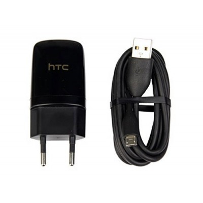 HTC شارژر اصلي گوشی موبایل ميكرو يو اس بی