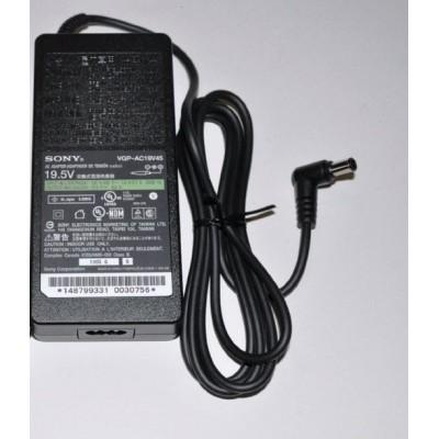 19.5V-6.15A شارژر لپ تاپ سونی