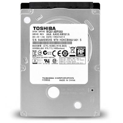 Toshiba 2.5 Inch Internal Hard - 500GB هارد لپ تاپ
