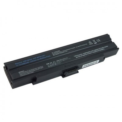 Battery laptop sony vaioVGP-BPS4-12Cell باطری لپ تاپ سونی